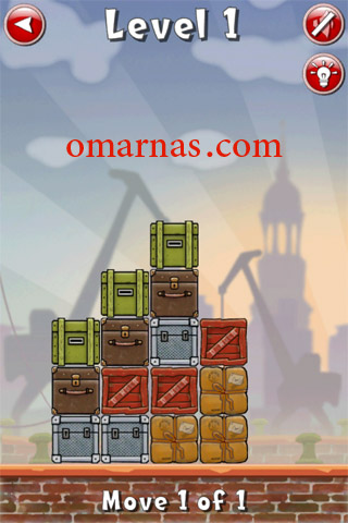 move the box solutions cheats hamburg level 1 omar abu safieh. Black Bedroom Furniture Sets. Home Design Ideas